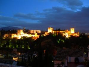 La Alhambra Granada España