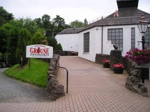 the famous grouse-glenturret