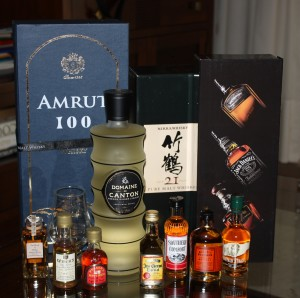 The Whisky Exchange February order 2