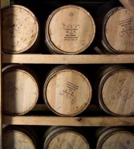 Jack Daniels White Oak Barrel
