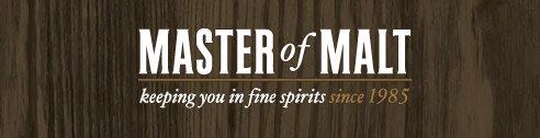 Master of Malt banner