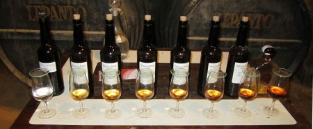 From Holanda to Brandy the different soleras at Gonzalez Byass