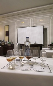 Effects of wood in whisky masterclass by Dominic Roskrow