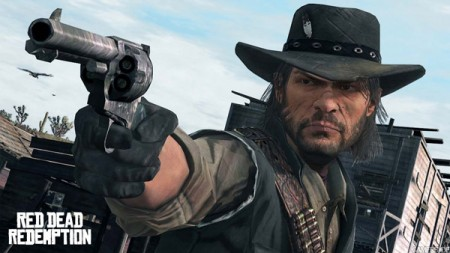 red dead redemption john marston