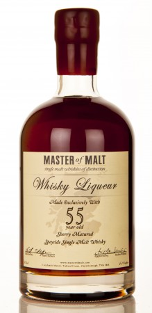 master of malt 50 year old liqueur