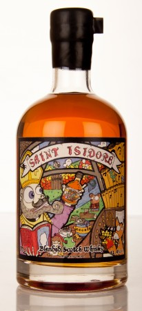 St. Isidore Bloggers Blended Whisky