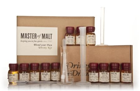 the home whisky blending kit