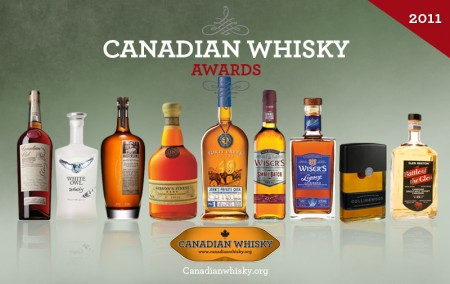 Canadian Whisky Awards 2011