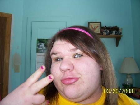 uglyest girl ever