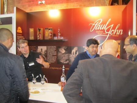 paul-john-indian-single-malt-whisky-show-london-2012