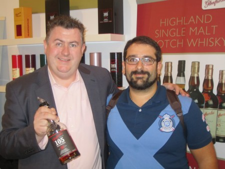 george-grant-glenfarclas-105-whisky-show-2012-london