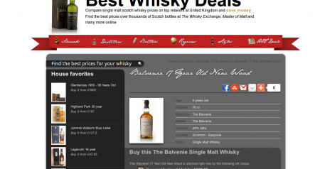 best-whisky-deals-price-comparator-uk