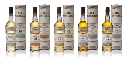 Douglas Laing Old Particular Single Malt Single Cask Whiskies