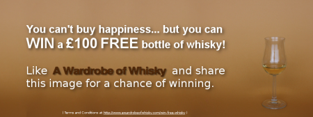 Win FREE Whisky