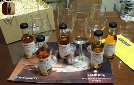 Aberlour single malt whisky